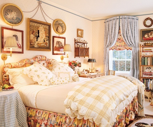 17 best images about interior design mario buatta on for English country bedrooms