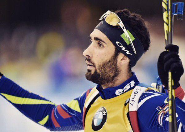 Magnifique ! Martin Fourcade est champion du monde du sprint à Oslo !