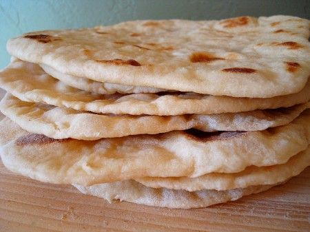 Soft Wrap Bread (flat bread).  It is soft. It is tender. It is chewy and flavorful.  It is fantastic drizzled with honey and eaten warm or used to make mini pizzas or wraps.