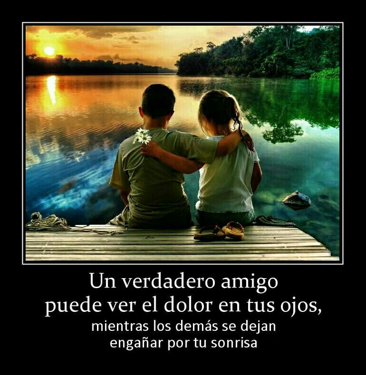 A true friend can see the pain in your eyes when everyone else is fooled by your smile.