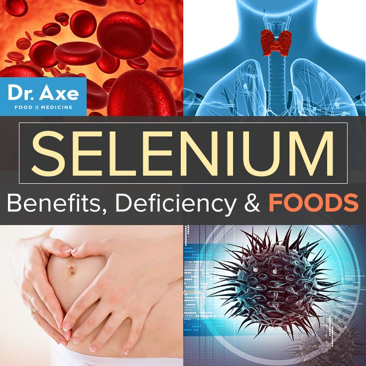Learn how selenium can help your thyroid, fight against cancer, and boost your immunity!