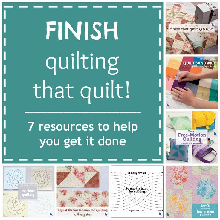 machine quilters resource