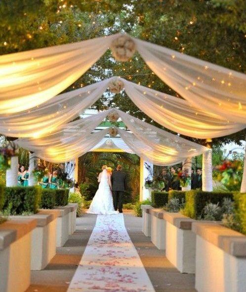 Decoraci n de bodas - Decoracion boda en casa ...