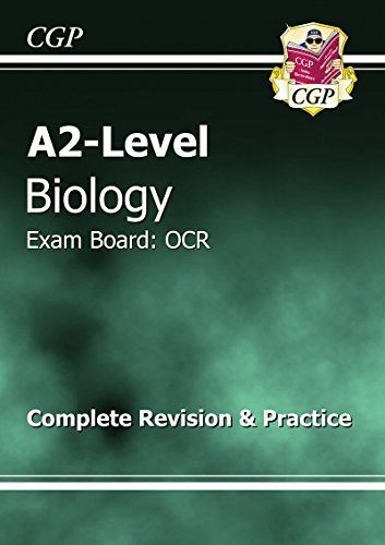From 2.44:A2-level Biology Ocr Complete Revision & Practice | Shopods.com