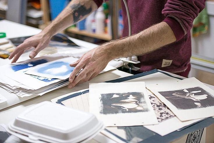 Цианотипия:   Как напечатать фотографию своими руками. Изображение № 28.