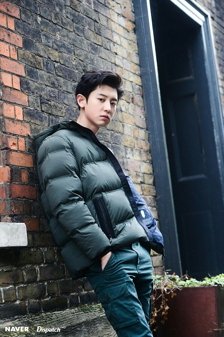 Luxury  #exo #exol #chanyeol #park #handsome #twitter #dispatch #naver #smile
