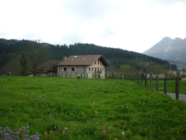 caserio - euskadi