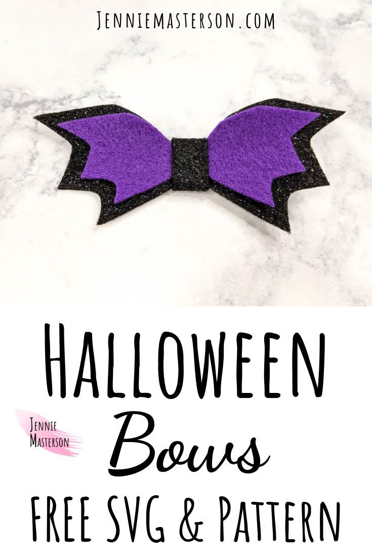 These bat hair bows are cute, easy, and a perfect DIY for the Halloween season. …
