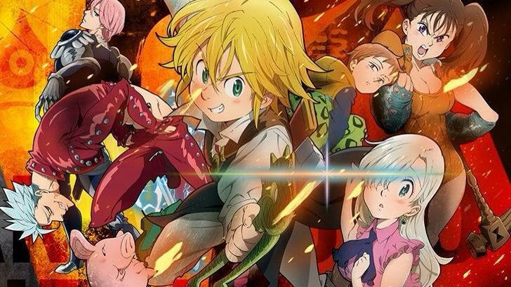Love this anime seven deadly sins anime seven deadly