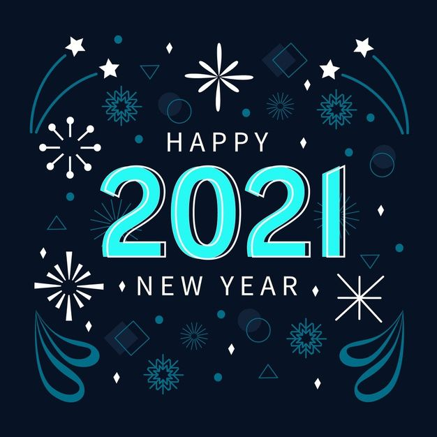 2021 Flat Design New Year Photos Free Hd For Friends New Year Photos Happy New Year Wallpaper Happy New Year Pictures 2021 ke new wallpaper hd