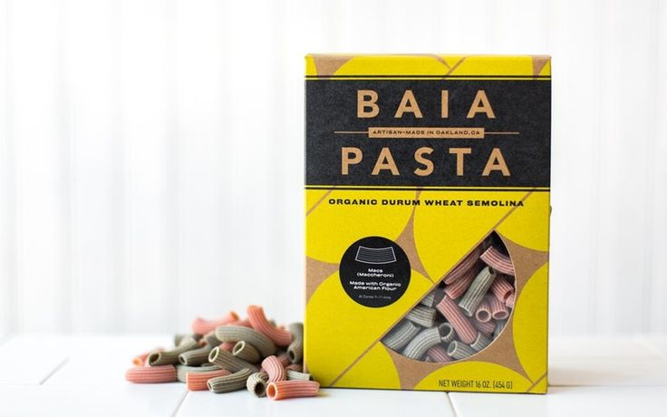 Baia Pasta Tomato & Basil Macs x 2