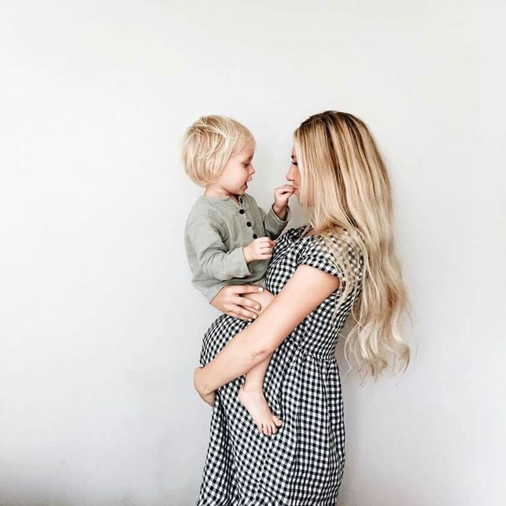 Mother and son bonding | Shop. Rent. Consign. MotherhoodCloset.com Maternity Consignment