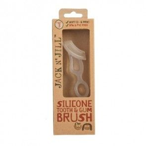 Jack N' Jill Silicone Tooth & Gum Brush