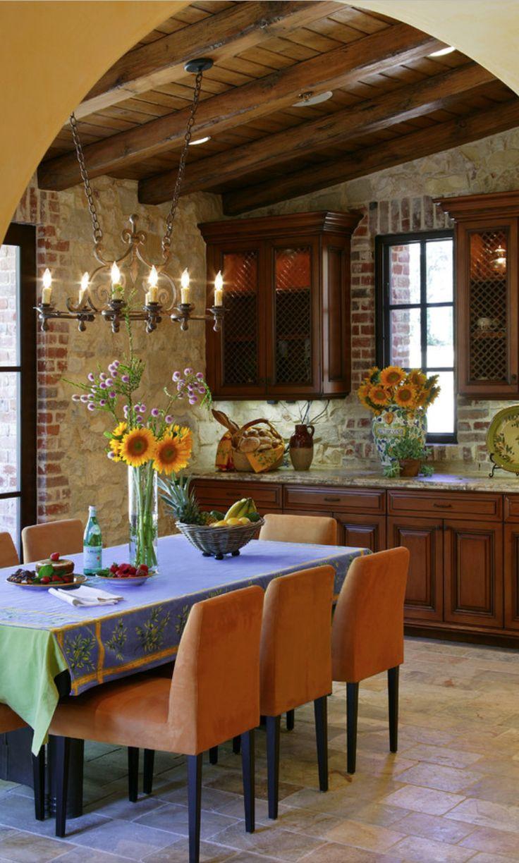 Image Of: Tuscan Kitchen Decorating Ideas Photos photo - 3