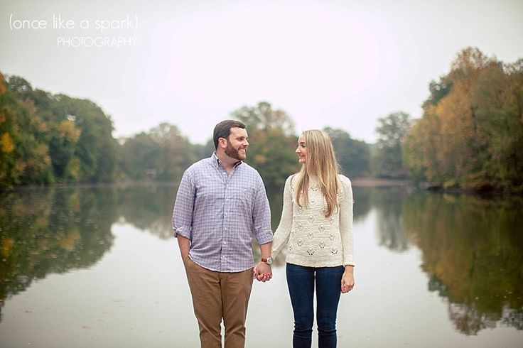 Taryn + Nick. Engaged. Engagement Photography. Photos. Engagement Photos. Piedmont Park. Atlanta, Ga. #engagementphotographer