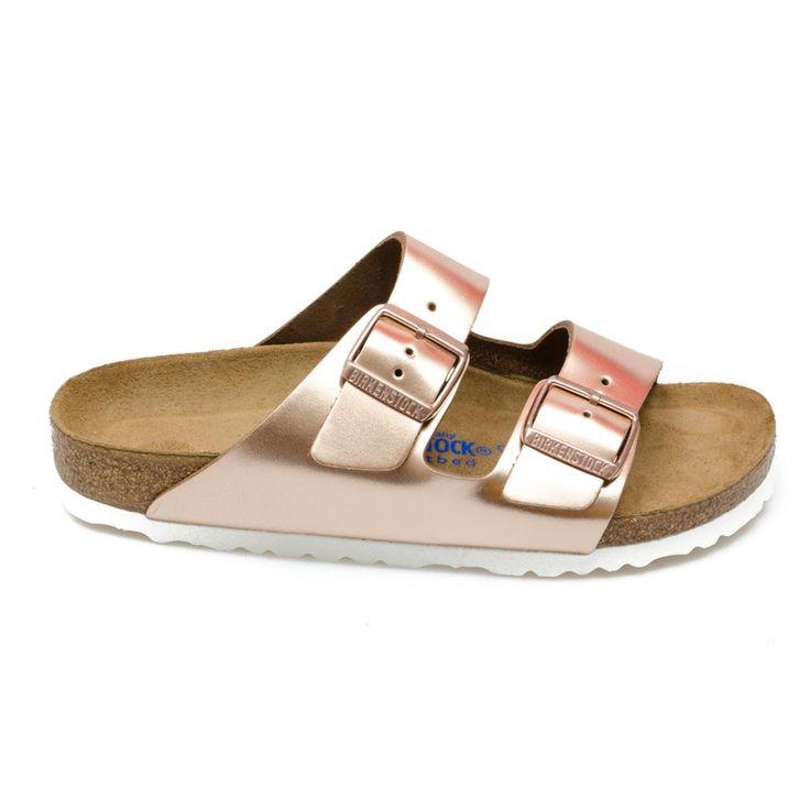 Birkenstock ARIZONA - sandali - rosa (metallic copper) - Shoptyc.com