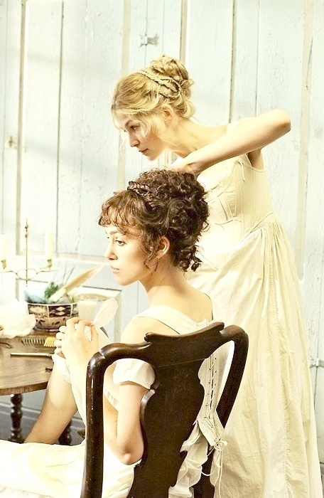 18th century flair, Elizabeth and Jane