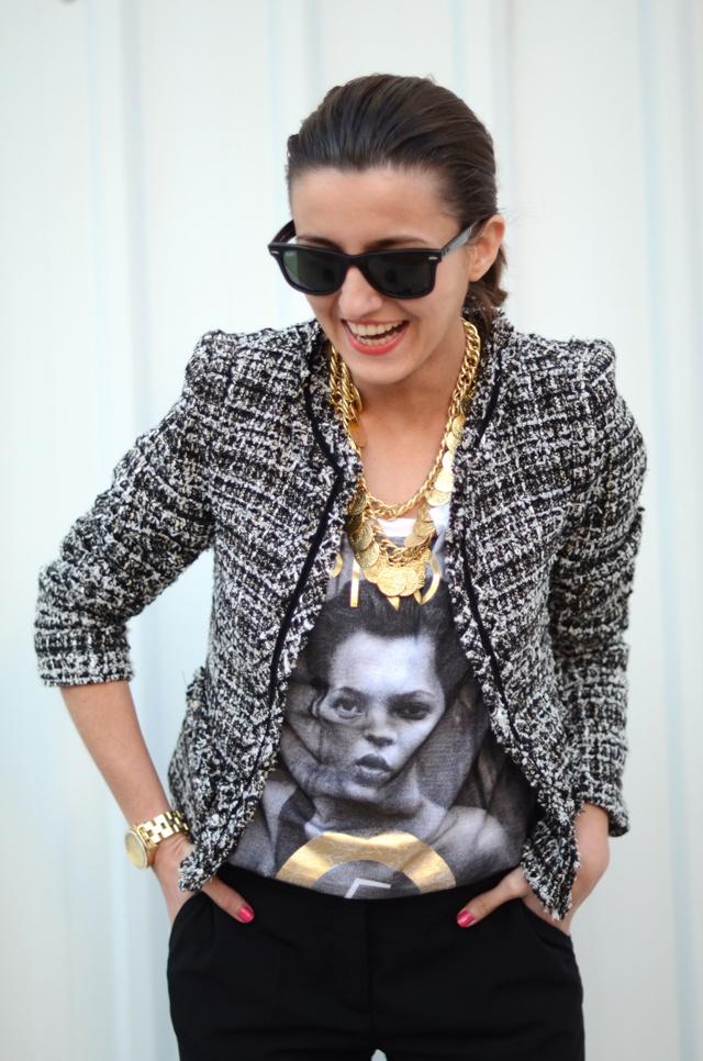 tweed jacket                                                                                                                                                                                 Mais