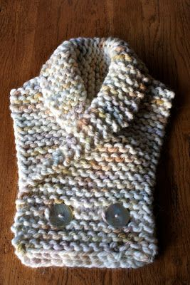 FREE PATTERN...Cora Cooks: Knit One - A New Kind of Recipe