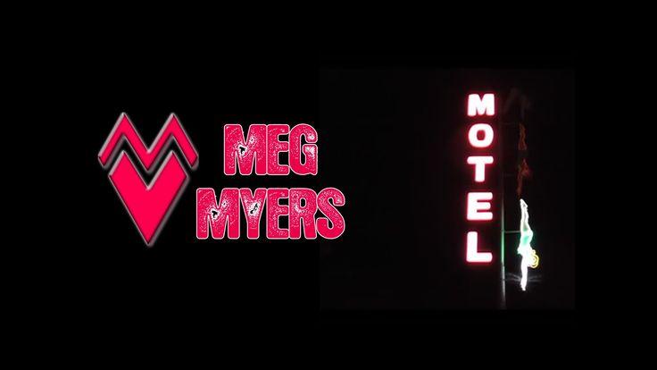 Meg Myers - Motel (Lyrics on Screen)