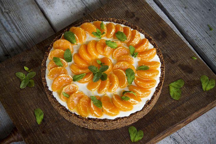 Cheesecake με Δημητριακά