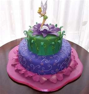 Love this Tincker bell cake!