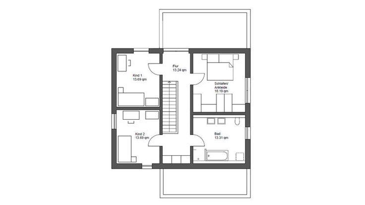 KfW-Effizienzhaus 55 - das Schöner Wohnen Haus von SchwörerHaus   Fertighaus, Fertighäuser und Holzhäuser