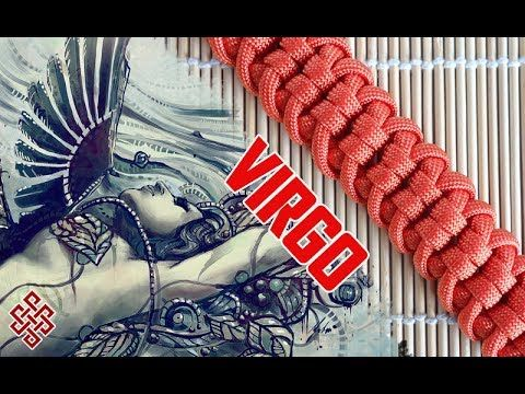 how to make a basic paracord bracelet