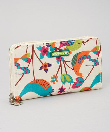 Another great find on #zulily! Tweety Twig Checkbook Wallet by Lily Bloom #zulilyfinds