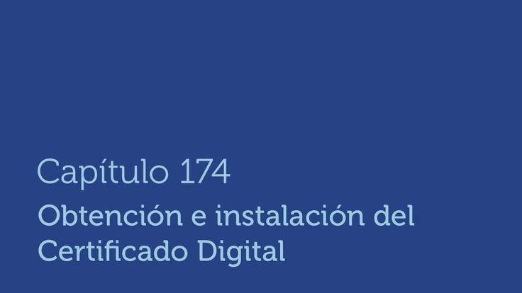 Descubre paso a paso cómo obtener e instalar el certificado digital en tu Mac. #macparatodos #pepacobos