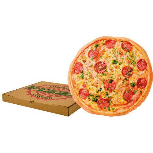 Cojín Tortugas Ninja. Pizza 40 x 40 cm. United Labels