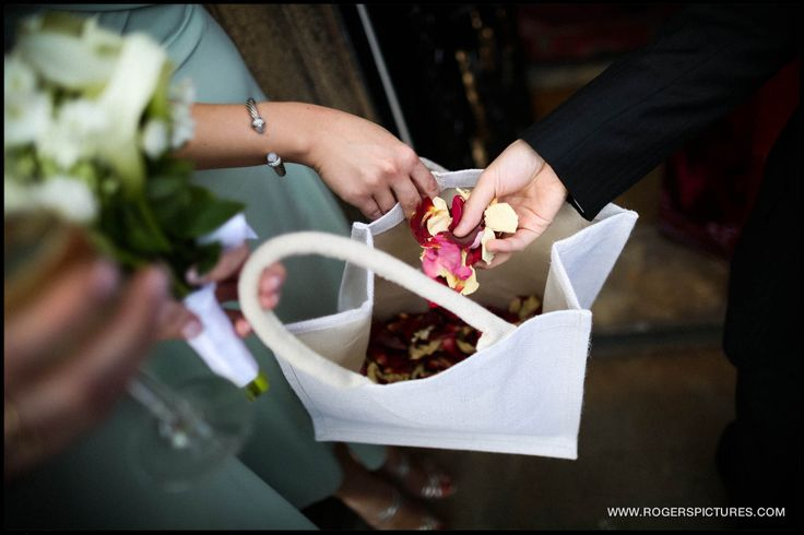 Wedding details from a wedding at Denton Hall in Yorkshire by Wedding Photographer Paul Rogers