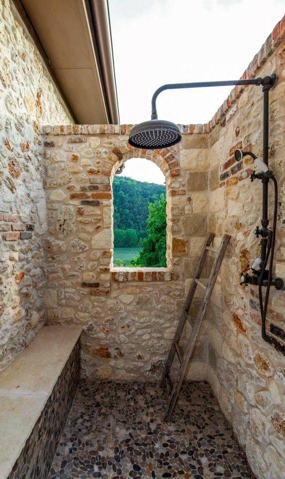 Outdoor Bathroom Rental Decoration Photos Design Ideas