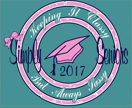 Simply Seniors, like Simply Southern, Simply Tees, Preppy, Graduation Shirts, Southern T Shirt, Senior Shirt, Class of 2017 by ExpressYourselfbySta on Etsy