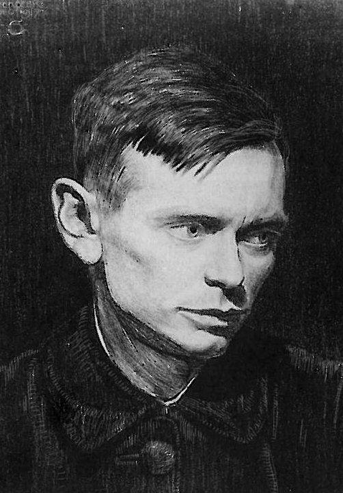 Jan Mankes | Symbolic Realist painter | Tutt'Art@