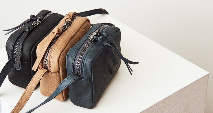 Yvonne Koné, SS16 Mini purse trio
