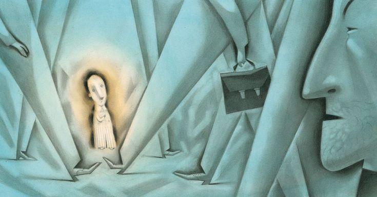 Svein Nyhus — Illustration