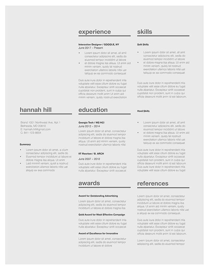 Use Our 150 Professional Resume Templates And Cover Letters In Microsoft Word And Apple Pages Customize Conten Resume Template Resume Design Resume Templates
