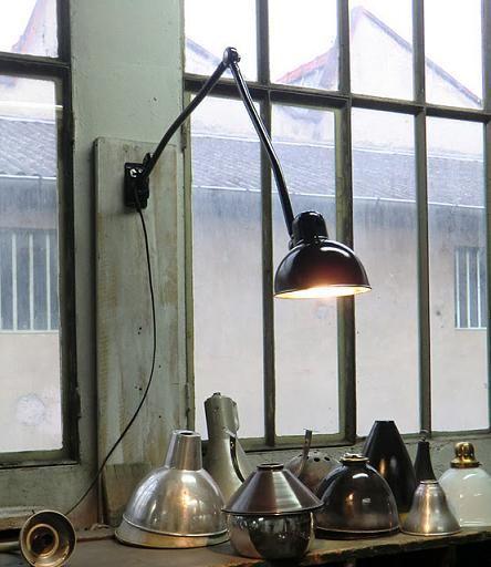 Christian Dell Original Kaiser Idell Lamps