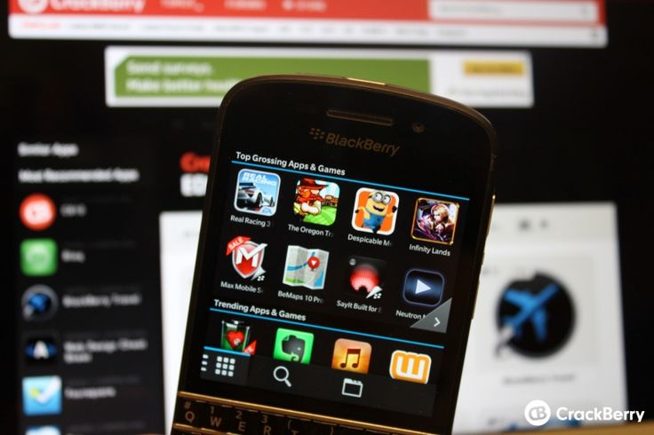 Aplikasi Blackberry Terbaru Terbaik