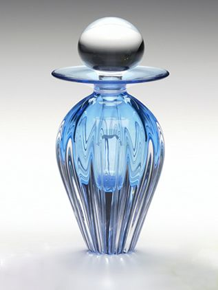 SQUARE RIB Perfume Bottle