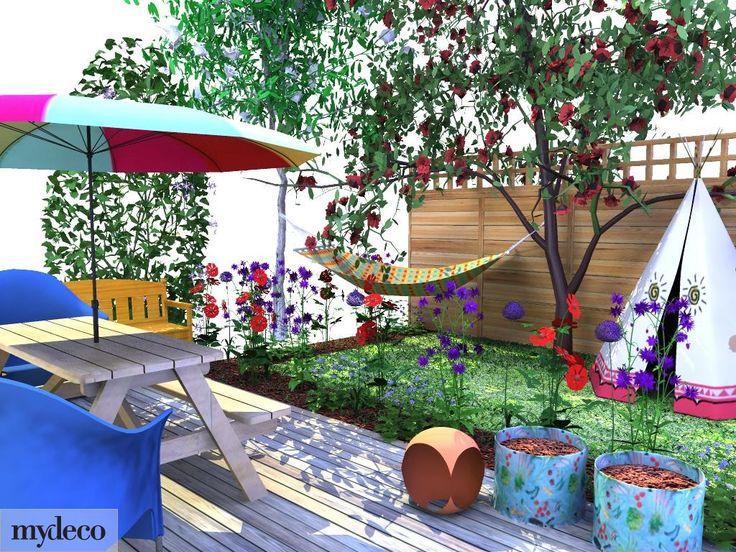 Garden Design For Children