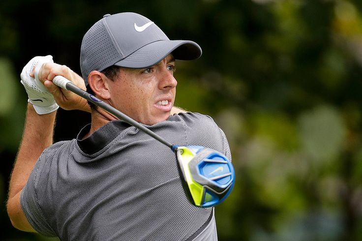 Rory McIlroy : Golfers on the 2016 European Ryder Cup roster