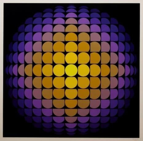 Untitled - Victor Vasarely