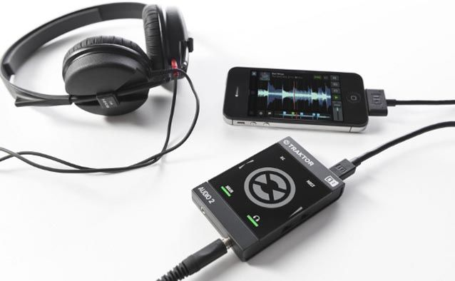 Gearjunkies.com: Native Instruments Audio-2 ready for iOS now