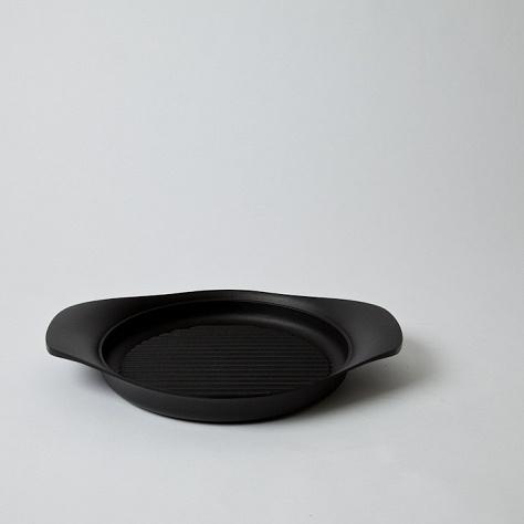 Mjölk : Sori Yanagi Cast Iron Grill Pan - Grill Pan TS013