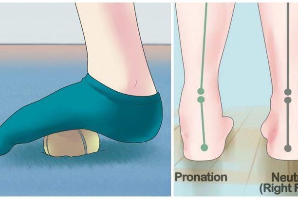 Sbarazzati del dolore ai piedi in pochi minuti con questi 6 semplici ed efficaci esercizi
