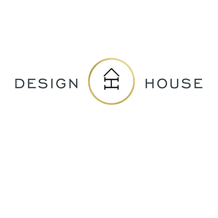 Adaptable modern luxurious logo for Design House by C&V | See more of our work on  CeeandVee.com | logo and brands | logo & brand | Modern logo design | Clean modern logo | Elegant modern logo| modern logo style | simple modern logo | Modern logo inspiration | modern logo minimalist | modern logo design branding