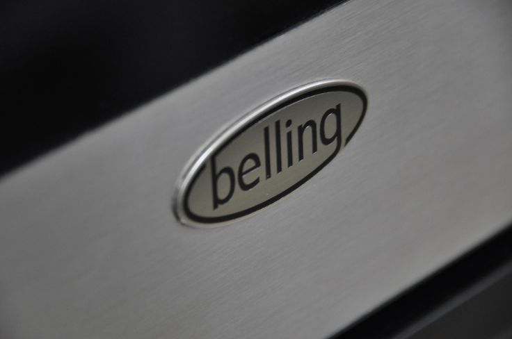 Attention to detail #Belling #UKmade #madeinBritian #British #cooker