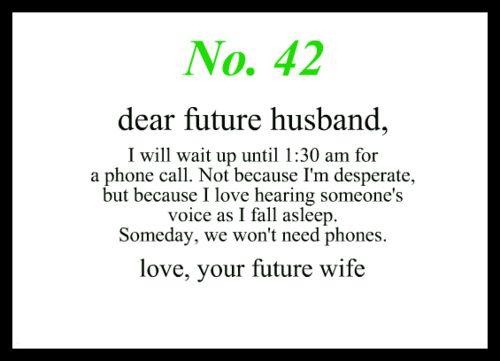dear future husband quotes - photo #13